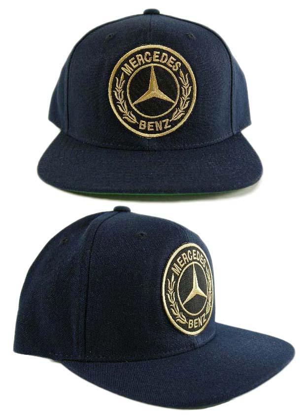 Mercedes benz custom snapback cap for Mercedes benz snapback